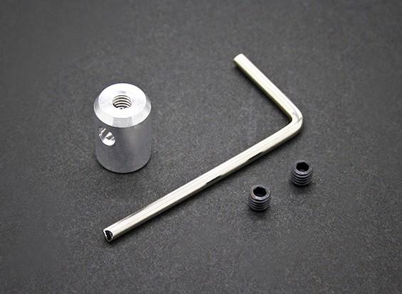 消声器座集 - 锤SABERTOOTH 1/8比例Truggy硝基