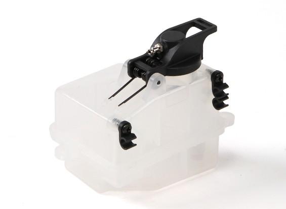 锤SABERTOOTH 1/8比例硝基Truggy更换燃油箱(170cc)