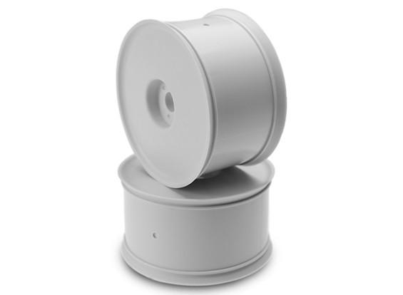 JCONCEPTS高架1/8卡车车轮 - 白色