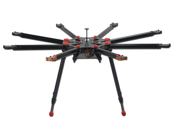 塔罗牌X8重吊Octocopter框架TL8X000