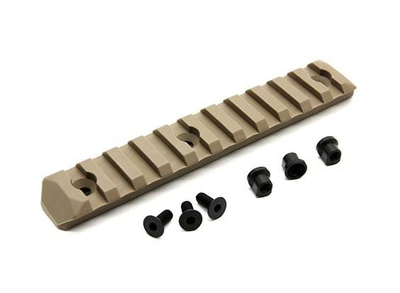 PTS增强铁路第Keymod 11插槽(暗地球)