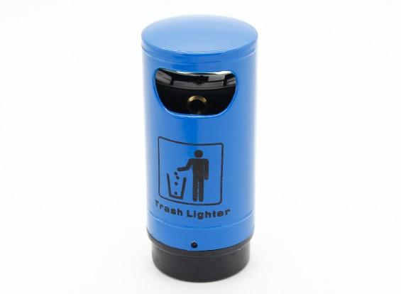 1/10比例垃圾桶 - 蓝