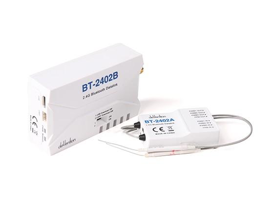 科尔童子军X4  - 更换CE认证2.4G蓝牙数据链路(BT-2402A / B)