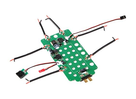 科尔大里H500  - 更换配电板