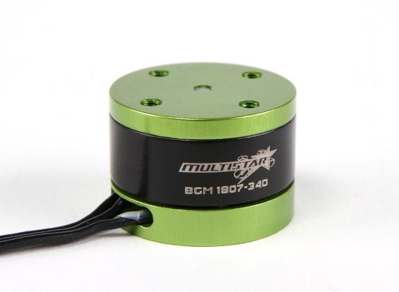 多星1807-340Kv无刷电机万向为莫比乌斯相机