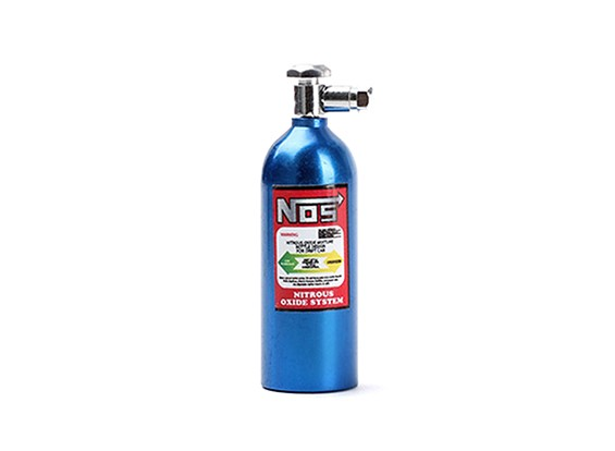 NZO NOS瓶式平衡重35克 - 蓝
