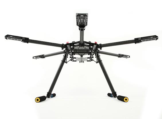 Quanum 680UC临六配直升机伞型碳(套件)