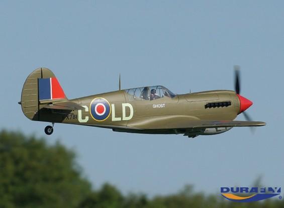 Durafly柯蒂斯P-40N战鹰1100毫米(PNF)