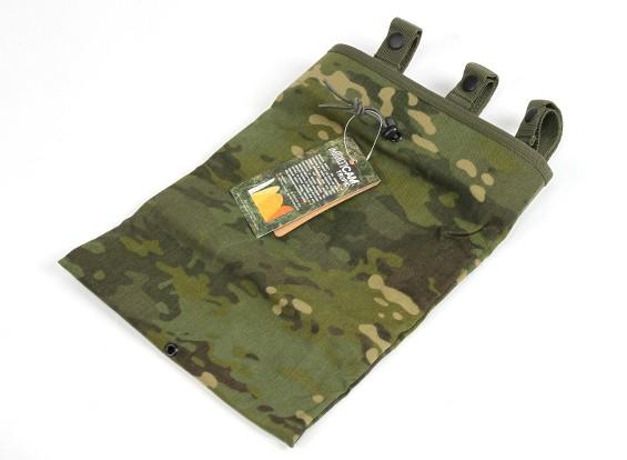 SWAT的Cordura下降弹匣袋(MultiCam的热带)