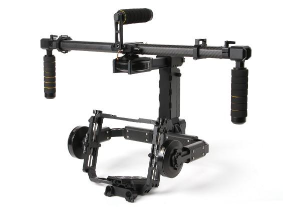 DYS FUNN 3轴万向节对于红色史诗,BMCC相机