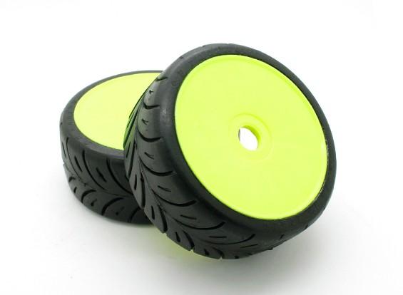"""Xceed""""汽车拉力赛游戏""""1/8轮胎集 - 硬盘(1对)"""