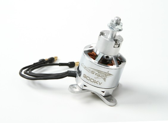 Durafly®™苔原 -  3636-900KV更换电机瓦特/安装和传动轴