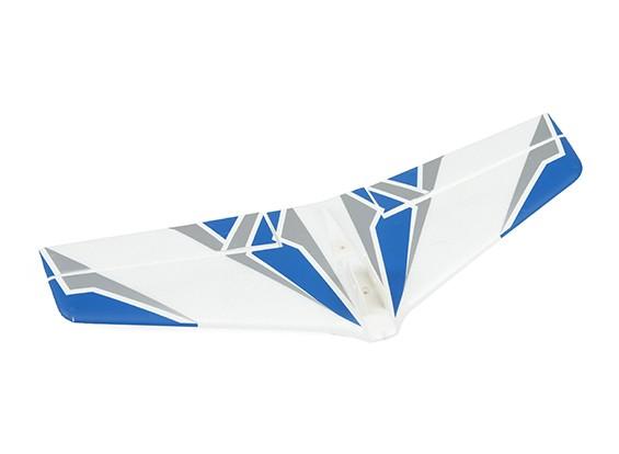 H-王旋风75 EDF喷气 - 更换水平安定