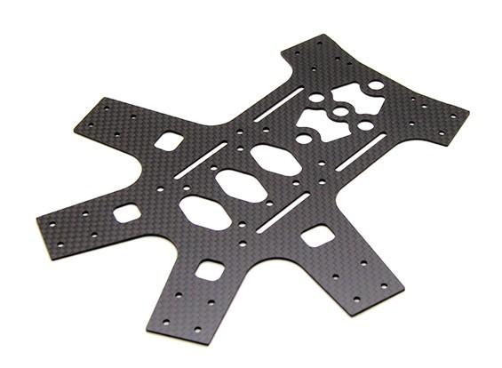 Spedix S250AH系列相框 - 更换底部框架板(1个)