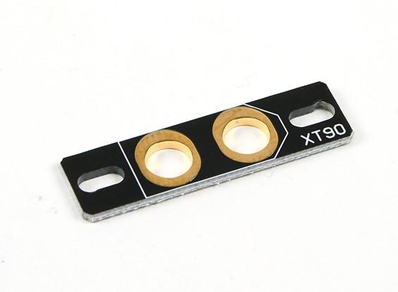 多转子XT90连接器固定安装板