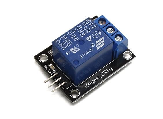 凯斯5V继电器模块的Arduino