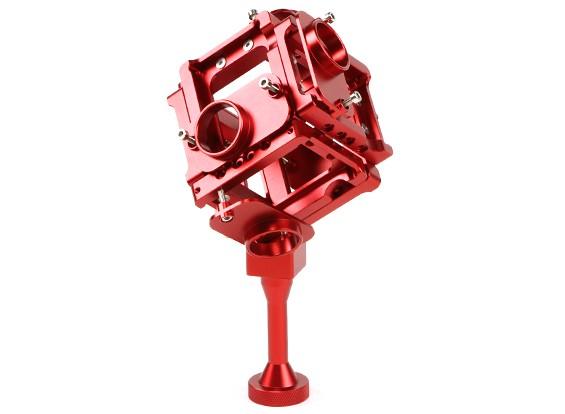HobbyKing™3D6一百八十零分之三百六十〇GoPro的摄像机安装系统