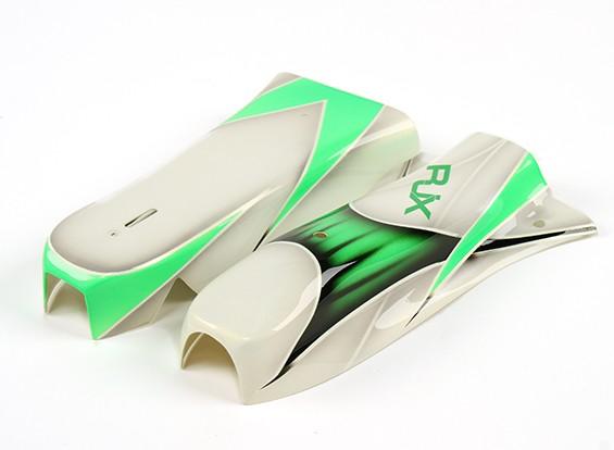 RJX CAOS330华盖集绿色