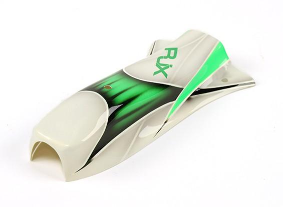 RJX CAOS330顶绿色雨棚