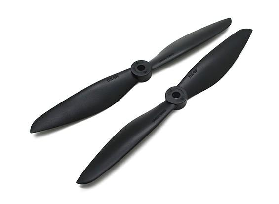 金刚多转子螺旋桨6X4 CW / CCW黑色(20片)