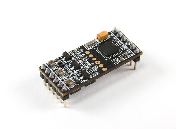 DYS BLHeli 16A迷你ESC与焊接管脚选项2-4s