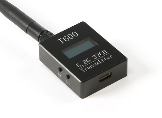 Skyzone T600 5.8G 600mW的32CH影音传输