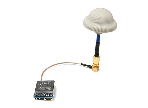 Quanum Q58-6 40通道FPV变送器600MW
