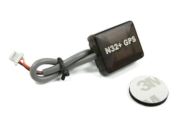微型GPS纳米N32plus飞行控制器
