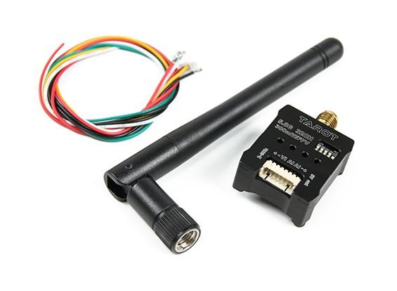 塔罗牌为300mW 5.8GHz的FPV影音传输