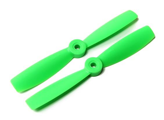 DYS公牛鼻子整形螺旋桨T5045(CW / CCW)(绿色)(2个)