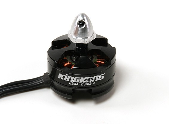 KINGKONG 2204-2300KV多直升机电机CCW