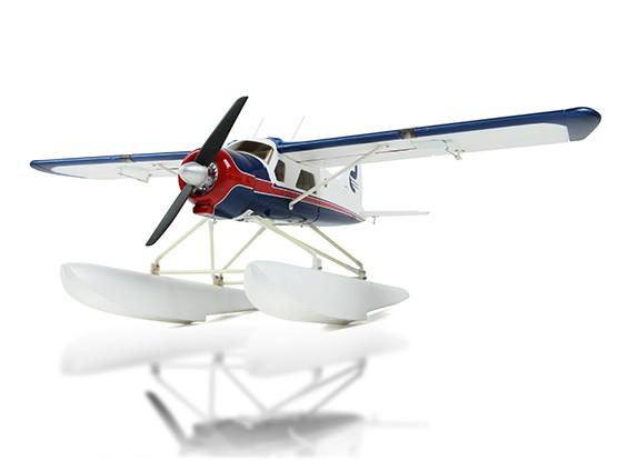 德哈维兰DHC-2海狸泡沫680毫米(PNP)版本