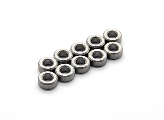 拖鞋轴承(10片装) - 锤RockSta 1/24四轮转向小型履带式摇滚