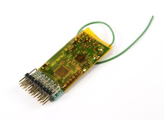 """谢勒Rx700NR""""正常""""范围UHF接收器"""