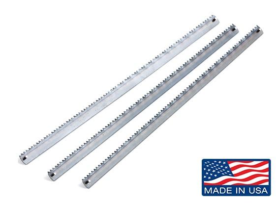 卵15 TPI刀片更换为初级和豪华小型钢锯(适用于木)