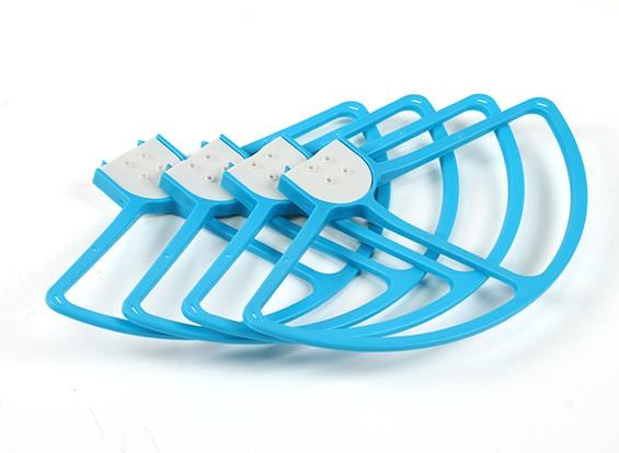 DJI幻影3系列螺旋桨防护套装(蓝色)(4件)