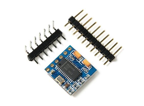 微小的OP OSD为CC3D飞行控制器
