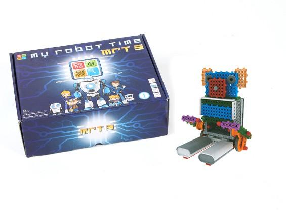 教育机器人套件 -  MRT3-1基础课程