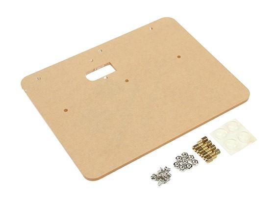 通用丙烯酸安装板的Arduino的