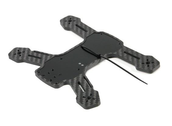 暴君的Diatone 150碳纤维下板