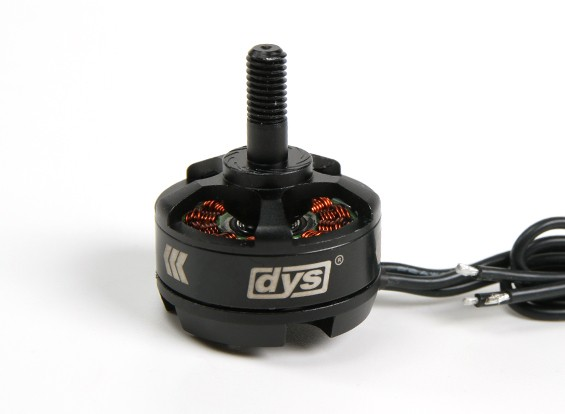 DYS MR2205 2300KV 250码四电机CCW