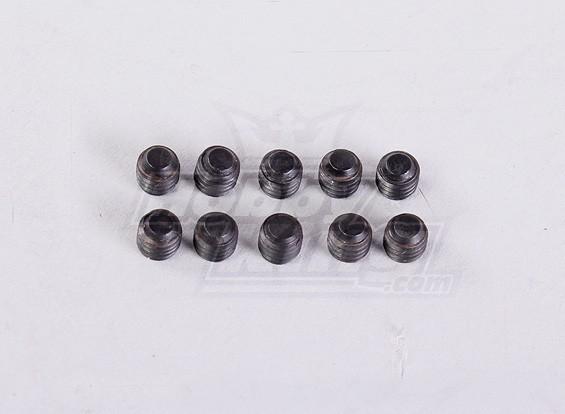 m4x4的平头螺钉(10PC /袋) -  A2016T,A2038和A3015