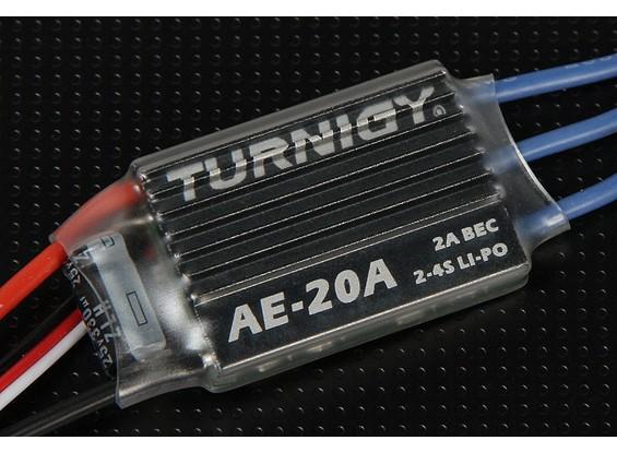 Turnigy AE-20A无刷电调