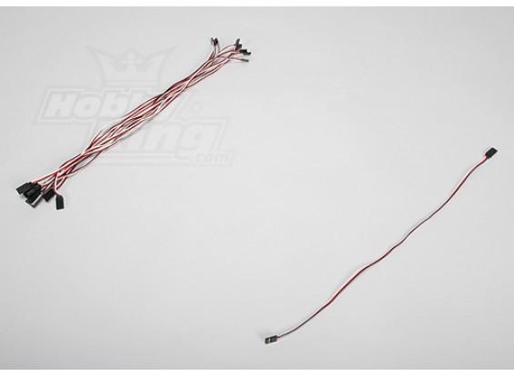 45CM伺服铅延伸(双叶)26AWG(10件/套)