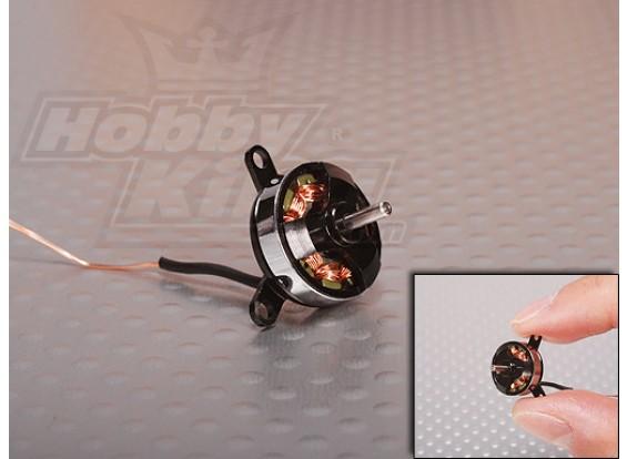 HobbyKing AP-02 7000kv无刷微型电机(2.3克)