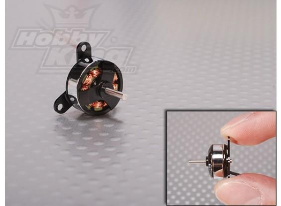HobbyKing AP03 4000kv无刷微型电机(3.1克)