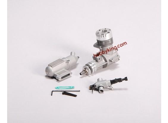 ASP S21A二冲程发动机发光