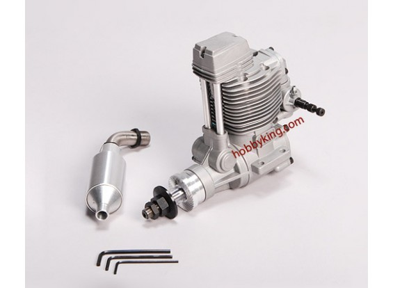 ASP FS180AR四冲程发动机发光