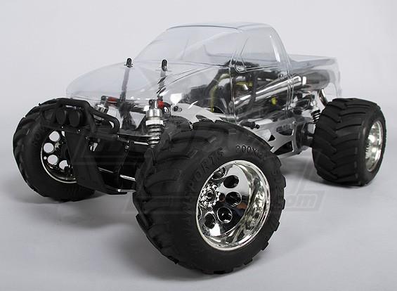 HobbyKing 4WD大怪兽1/5比例卡车(ARR)(美国仓库)