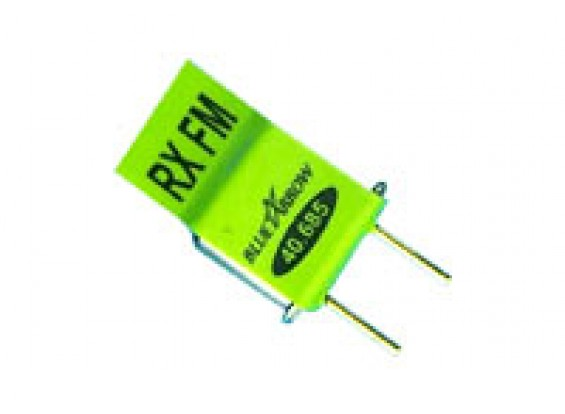 UM5接收水晶40.875 CH85(迷你 - 单转换)